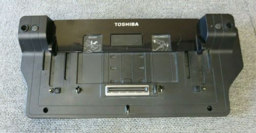 Toshiba PA3314E-1PRP Advanced Port Replicator III Laptop Docking Station